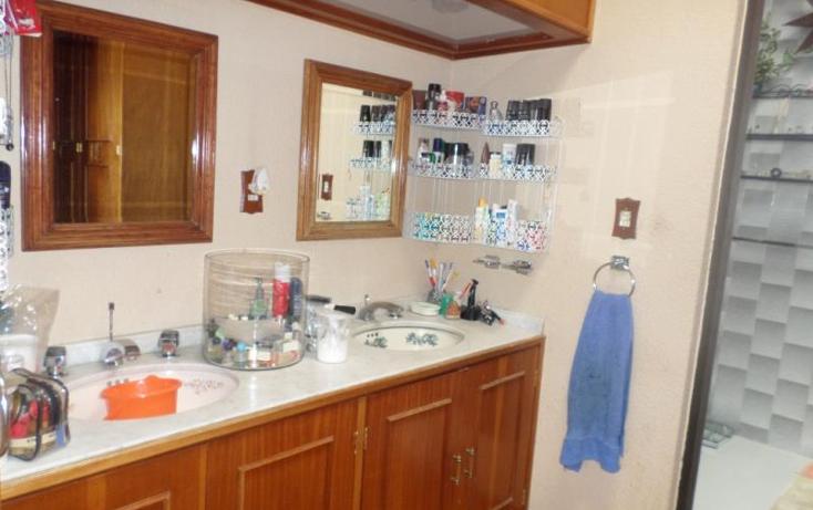 Foto de casa en venta en - -, casa blanca, metepec, m?xico, 1536744 No. 30