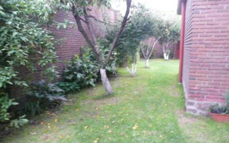 Foto de casa en venta en  , casa blanca, metepec, méxico, 948719 No. 23