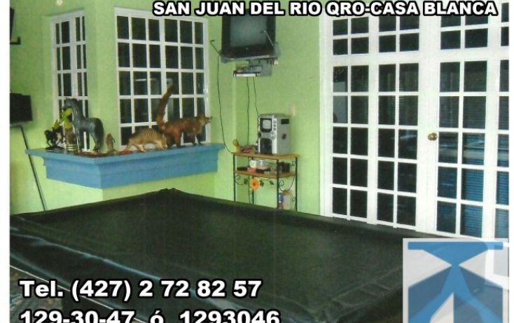 Foto de casa en venta en, casa blanca, san juan del río, querétaro, 1278687 no 02