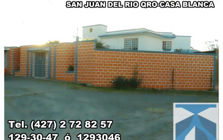 Foto de casa en venta en, casa blanca, san juan del río, querétaro, 1278687 no 04