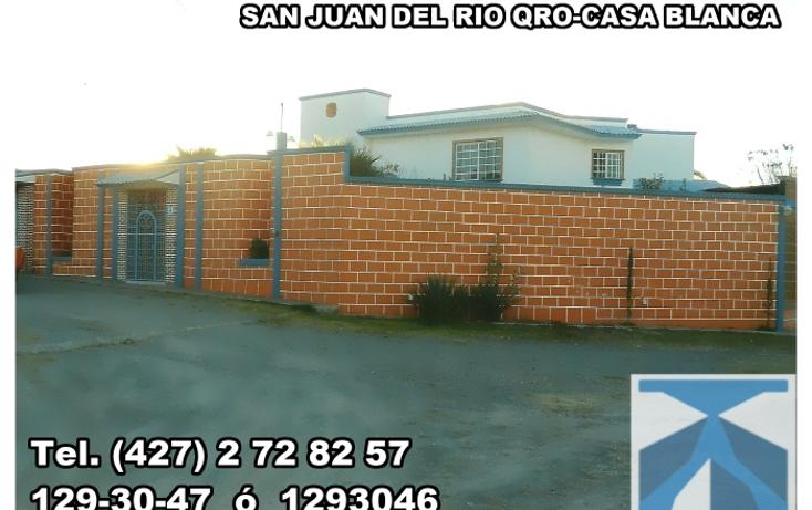 Foto de casa en venta en  , casa blanca, san juan del río, querétaro, 1278687 No. 04