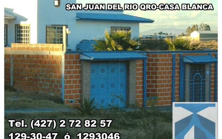 Foto de casa en venta en  , casa blanca, san juan del río, querétaro, 1278687 No. 05