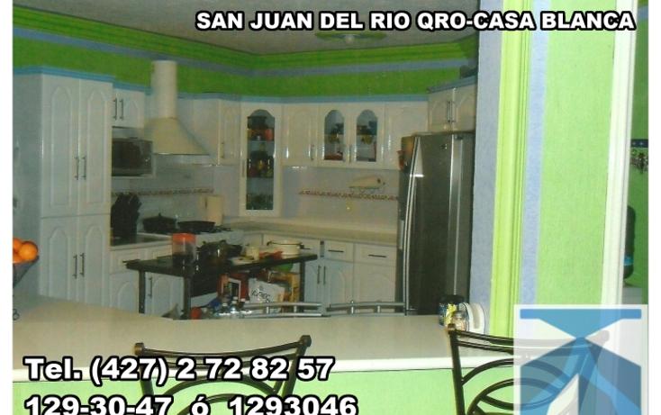 Foto de casa en venta en  , casa blanca, san juan del río, querétaro, 1278687 No. 06