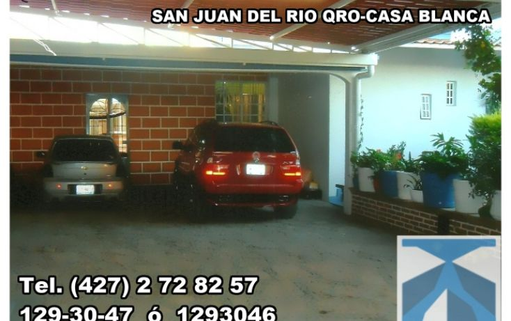 Foto de casa en venta en, casa blanca, san juan del río, querétaro, 1278687 no 07