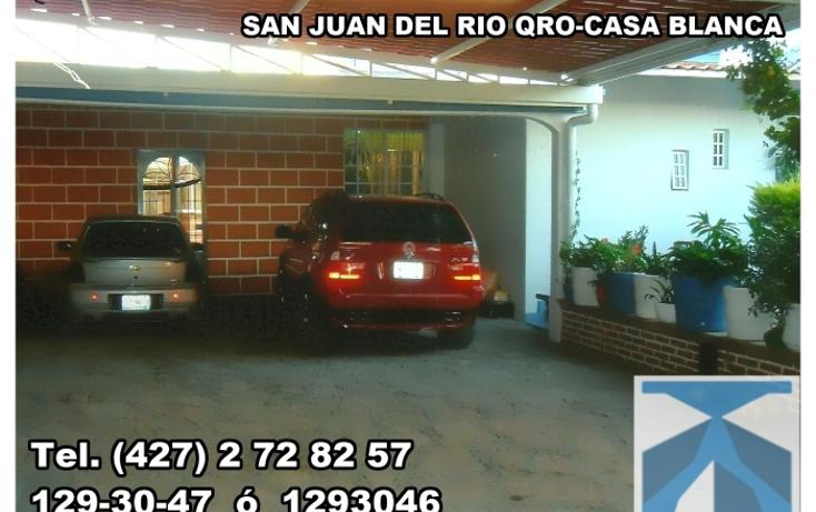Foto de casa en venta en  , casa blanca, san juan del río, querétaro, 1278687 No. 07