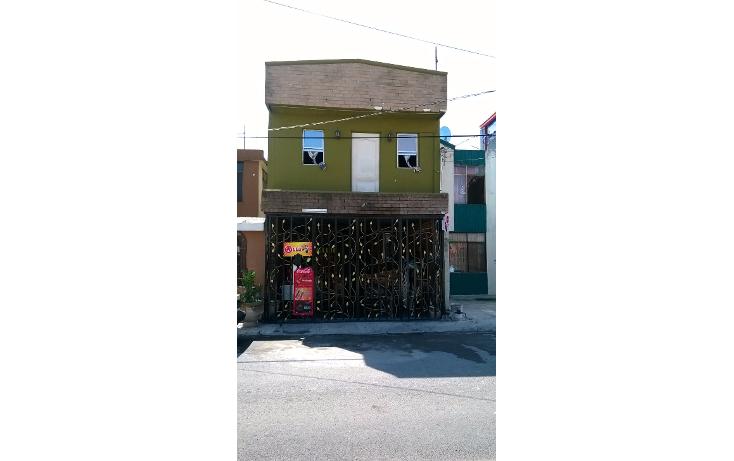 Foto de casa en venta en  , casa blanca, san nicolás de los garza, nuevo león, 1307475 No. 01