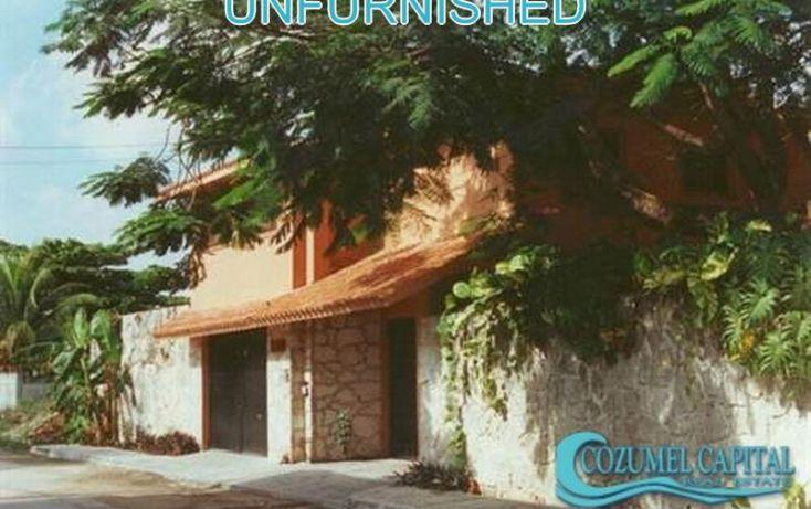 Foto de casa en venta en casa carmen, 50 avenida sur bis entre 11 y 13 sur 840, independencia, cozumel, quintana roo, 1138937 no 02