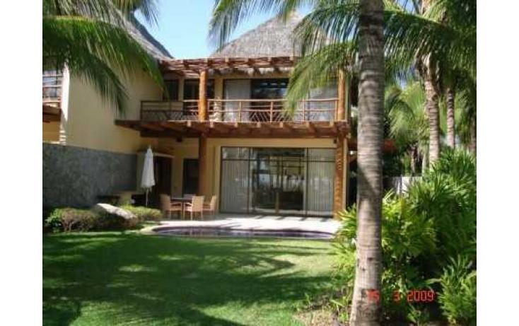 Foto de casa en condominio con id 87247 en venta en av costera de las palmas alborada cardenista no 01