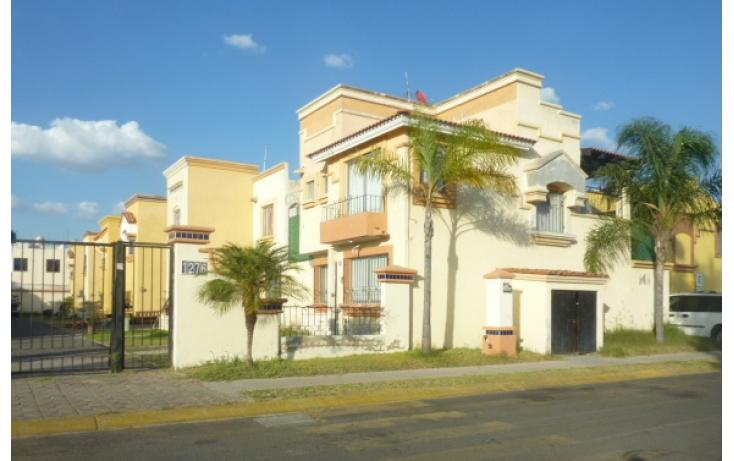 Foto de casa en condominio con id 160590 en venta en paseo san benjamin 18 real del valle no 20