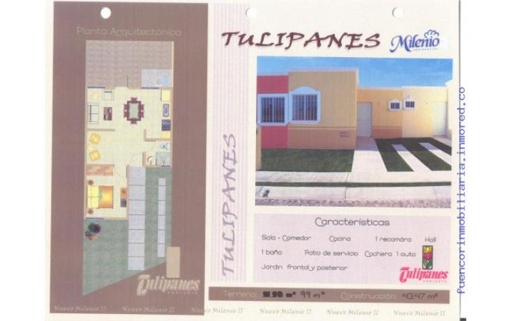 Foto de casa con id 483346 en venta en avenida dolceto las tunas no 01