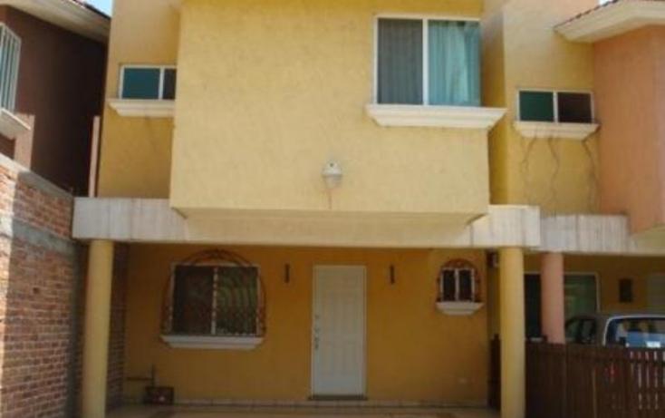 Foto de casa con id 388365 en venta en guillermo prieto 1080 álvaro obregón no 01