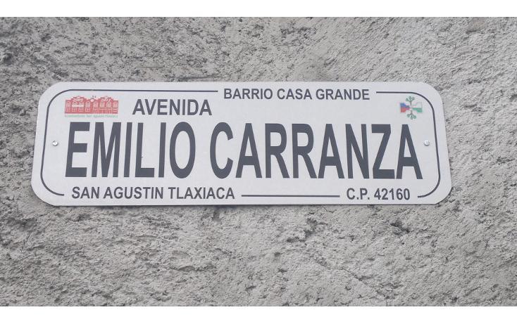 Foto de casa en venta en  , casa grande, san agustín tlaxiaca, hidalgo, 1189453 No. 01