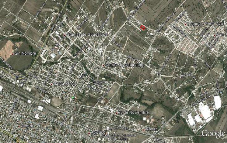 Foto de terreno habitacional en venta en casa hogar, cerrito de guadalupe, apizaco, tlaxcala, 1224969 no 02