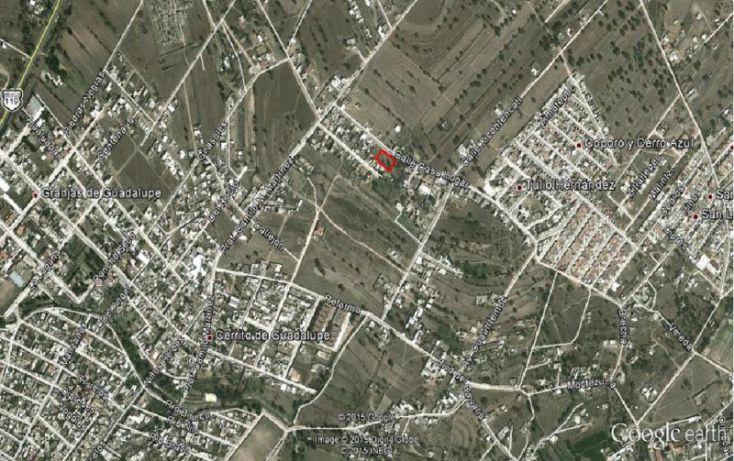 Foto de terreno habitacional en venta en casa hogar, cerrito de guadalupe, apizaco, tlaxcala, 1224969 no 03