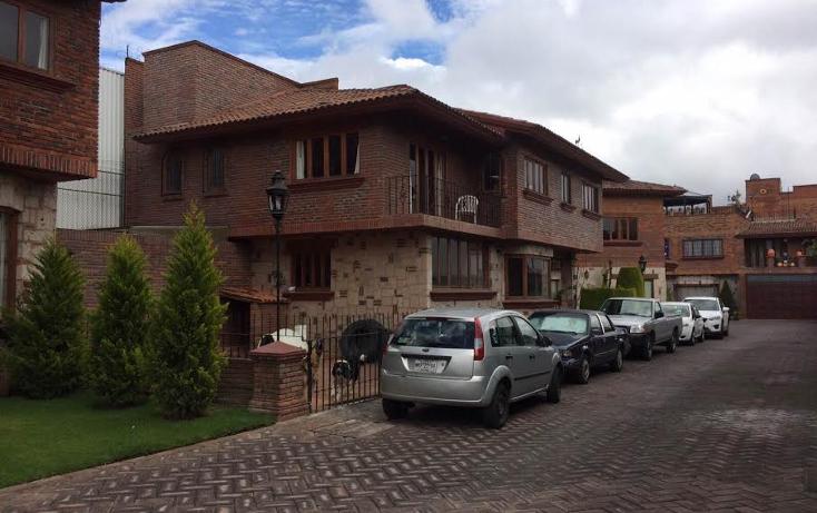 Foto de casa en condominio en venta en  , casa magna, metepec, méxico, 1456317 No. 01