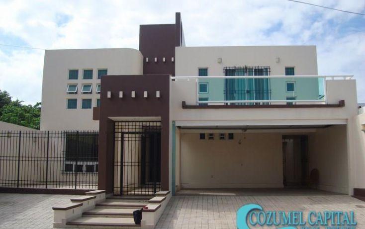 Foto de casa en venta en casa nanette, calle 12 norte entre 10 y 15 av 213, cozumel centro, cozumel, quintana roo, 1138799 no 01