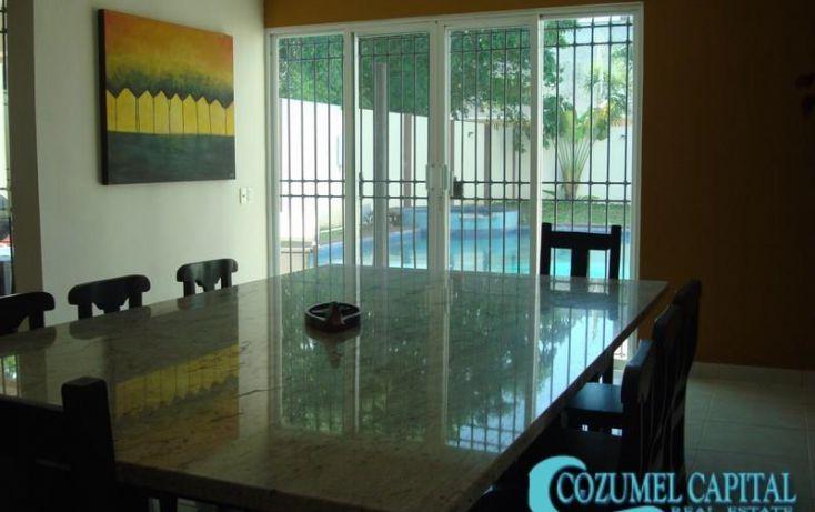 Foto de casa en venta en casa nanette, calle 12 norte entre 10 y 15 av 213, cozumel centro, cozumel, quintana roo, 1138799 no 05