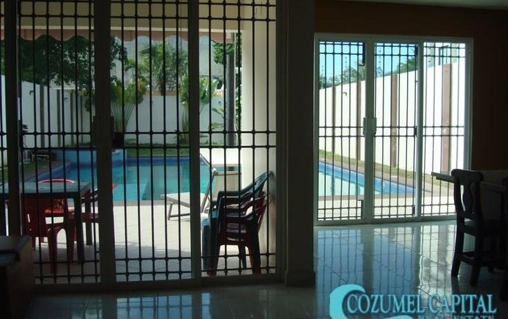 Foto de casa en venta en casa nanette, calle 12 norte entre 10 y 15 avenida 213, cozumel centro, cozumel, quintana roo, 1138799 No. 18