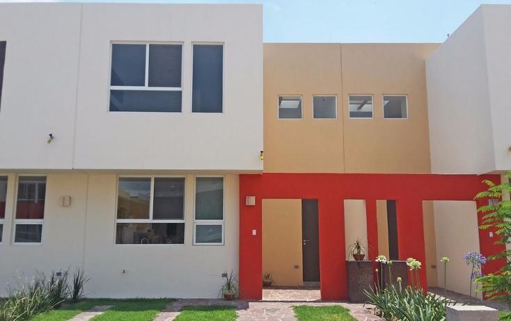 Foto de casa en venta en  , casanova, san luis potosí, san luis potosí, 1119225 No. 01