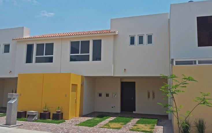 Foto de casa en venta en  , casanova, san luis potosí, san luis potosí, 1552390 No. 01