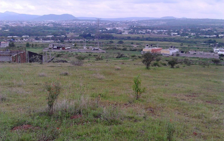 Foto de terreno comercial en venta en  , casas blancas, san juan del río, querétaro, 1091825 No. 03