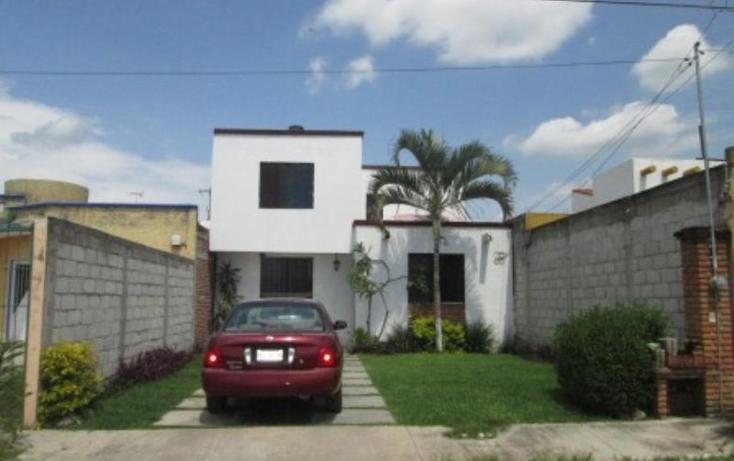 Foto de casa en venta en  , casasano, cuautla, morelos, 1536578 No. 01