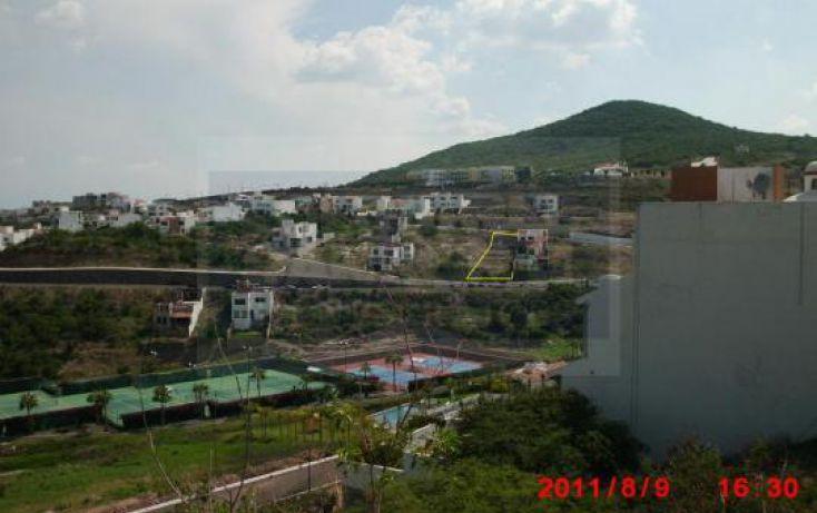 Foto de terreno habitacional en venta en cascada de agua azul 316, juriquilla, querétaro, querétaro, 219800 no 01