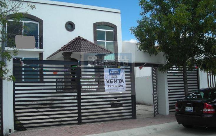 Foto de casa en venta en cascada de montebello, real de juriquilla, querétaro, querétaro, 866237 no 01