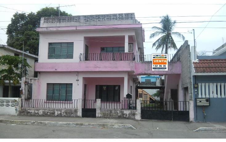Foto de casa en venta en  , cascajal, tampico, tamaulipas, 1250733 No. 01