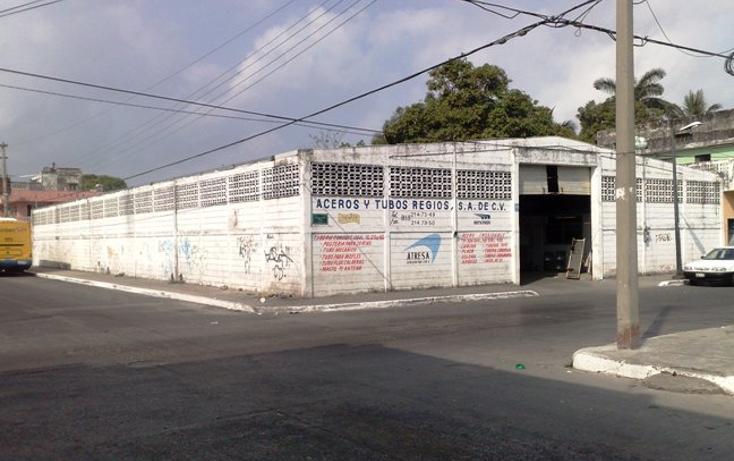 Foto de nave industrial en venta en  , cascajal, tampico, tamaulipas, 1279365 No. 01