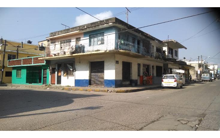 Foto de edificio en venta en  , cascajal, tampico, tamaulipas, 1488033 No. 01