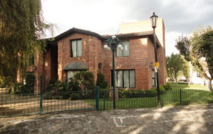Foto de terreno habitacional en venta en casco de la ex  hacienda de