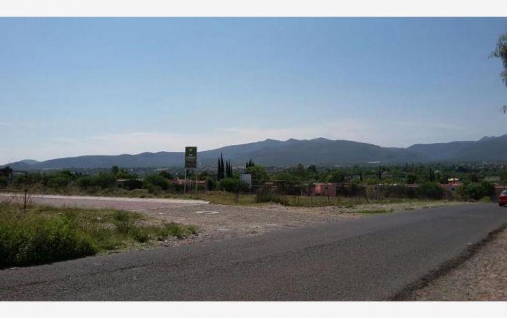 Foto de terreno habitacional en venta en casi esq carretera san juan del riotequisquiapan 1, centenario, tequisquiapan, querétaro, 1984568 no 01