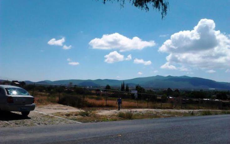 Foto de terreno habitacional en venta en casi esq carretera san juan del riotequisquiapan 1, centenario, tequisquiapan, querétaro, 1984568 no 03