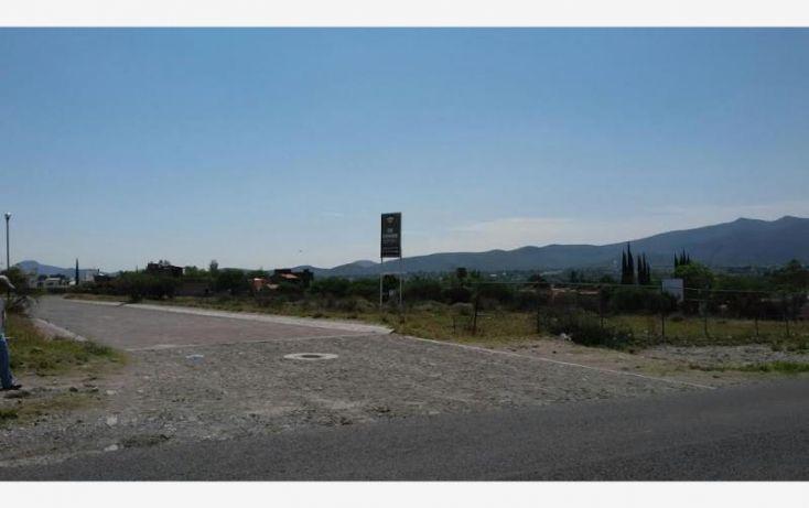 Foto de terreno habitacional en venta en casi esq carretera san juan del riotequisquiapan 1, centenario, tequisquiapan, querétaro, 1984568 no 04