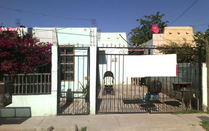 Foto de casa en venta en casimiro estrada 167, las minitas, hermosillo, sonora, 1613606 no 01