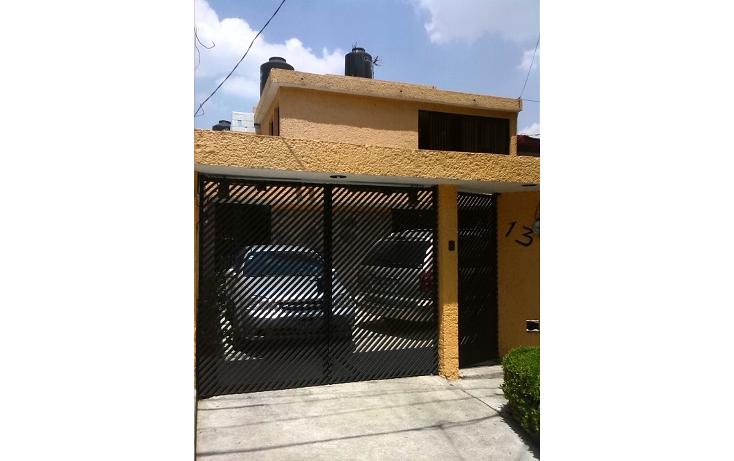 Foto de casa en venta en  , casitas capistrano, atizap?n de zaragoza, m?xico, 1274843 No. 01