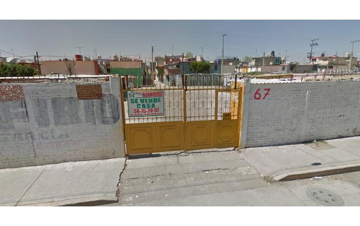 Foto de casa en venta en  , casitas san pablo, tultitlán, méxico, 1739074 No. 01