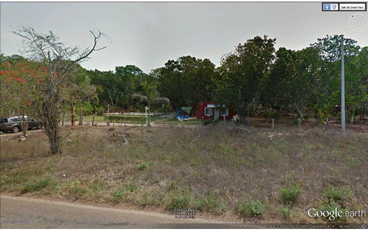 Foto de terreno habitacional en venta en  , castamay, campeche, campeche, 1187561 No. 01