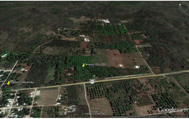 Foto de terreno habitacional en venta en  , castamay, campeche, campeche, 1187561 No. 05