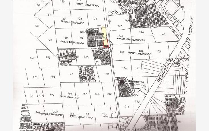 Foto de terreno habitacional en venta en  , castilagua, lerdo, durango, 403552 No. 14