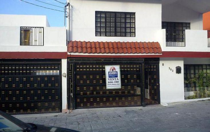 Foto de casa en venta en castilla 303, 15 de mayo, guadalupe, nuevo león, 221735 no 01