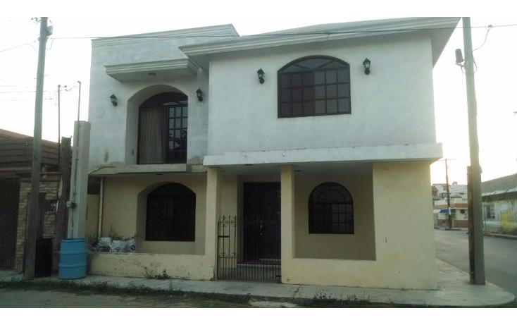 Foto de casa en venta en  , castores, ciudad madero, tamaulipas, 1379539 No. 01