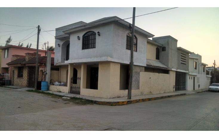 Foto de casa en venta en  , castores, ciudad madero, tamaulipas, 1379539 No. 02