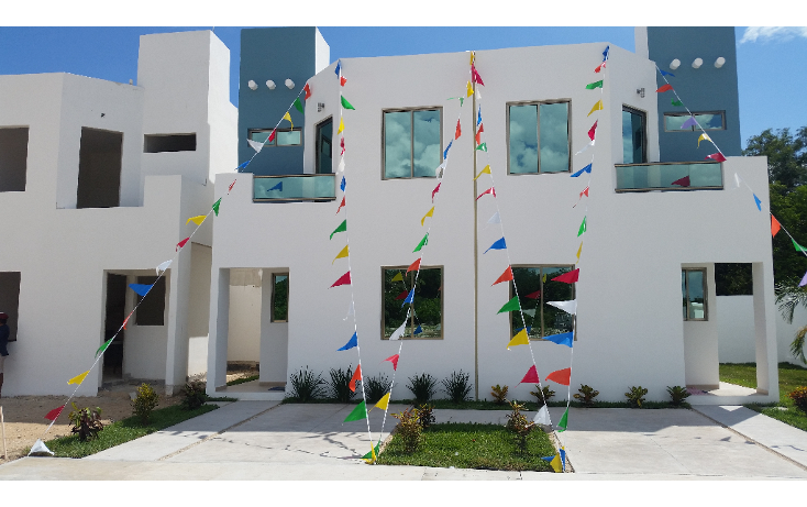 Foto de casa en venta en  , cataliña, solidaridad, quintana roo, 1667346 No. 01