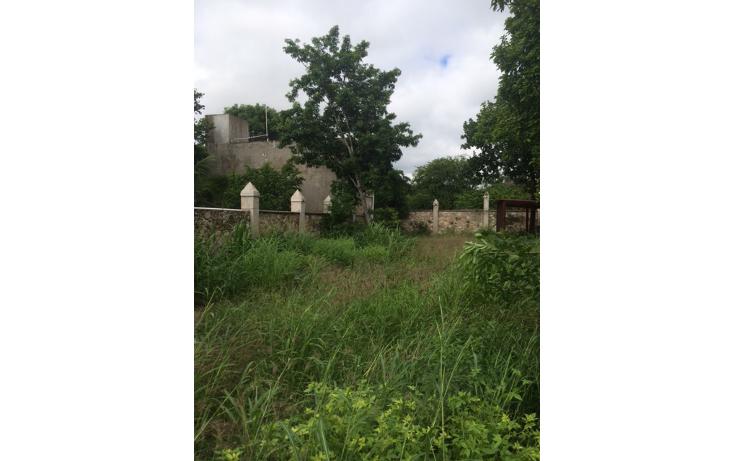Foto de terreno habitacional en venta en  , caucel, mérida, yucatán, 1042359 No. 02