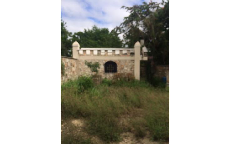 Foto de terreno habitacional en venta en  , caucel, mérida, yucatán, 1042359 No. 08