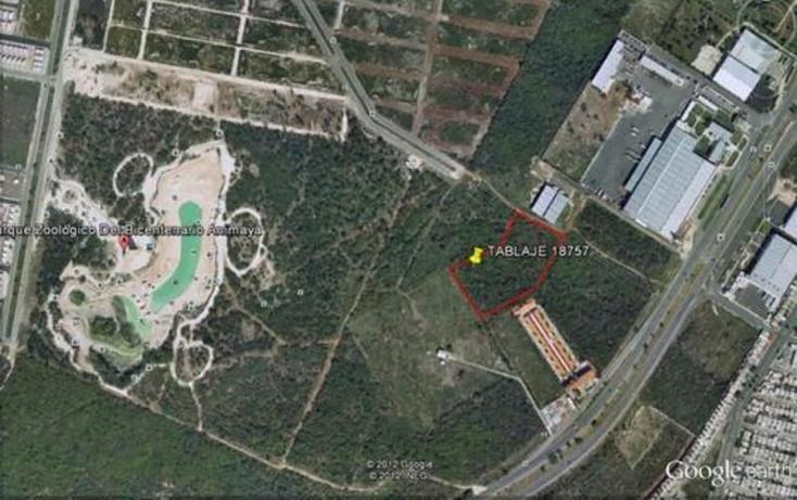 Foto de terreno habitacional en venta en, caucel, mérida, yucatán, 1054519 no 01