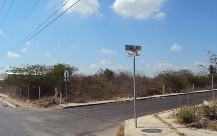 Foto de terreno comercial en venta en  , caucel, mérida, yucatán, 1066739 No. 01