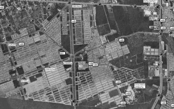 Foto de terreno comercial en venta en  , caucel, mérida, yucatán, 1066739 No. 02